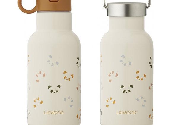 Gourde 350ml Anker Panda sandy multi mix - Liewood