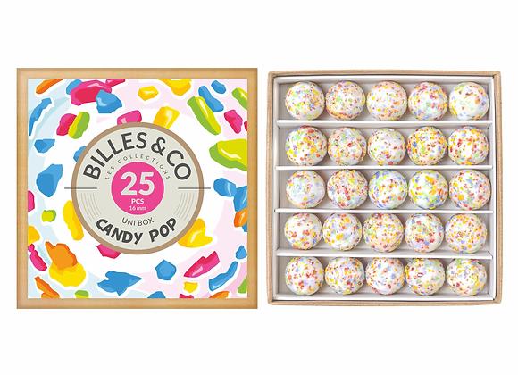 Uni box Candy pop - Billes&Co