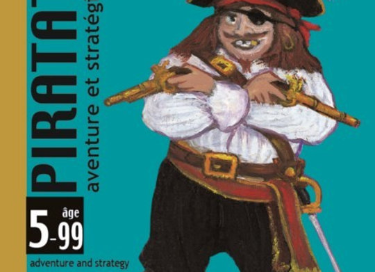 Piratatak - Jeu d'aventure et de stratégie - Djeco