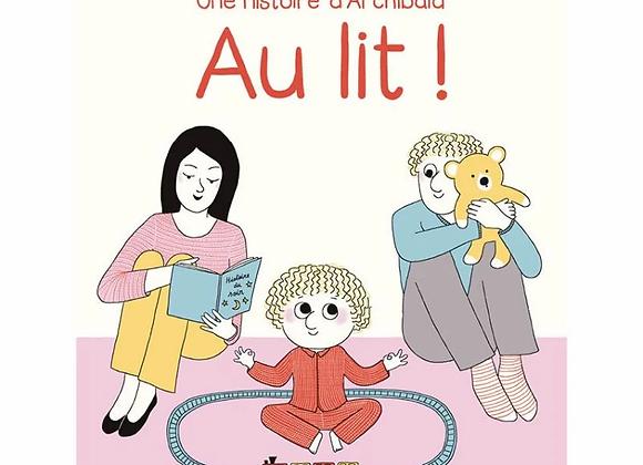 Livre Au lit ! - Albin Michel