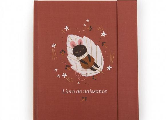 Livre de naissance Après la pluie (80 pages) - Moulin Roty