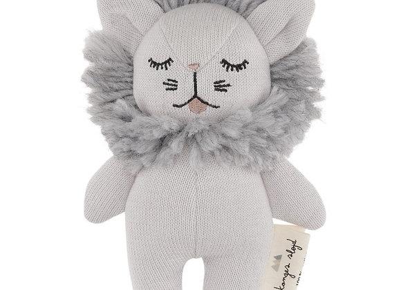 Hochet mini Lion - Konges Sløjd