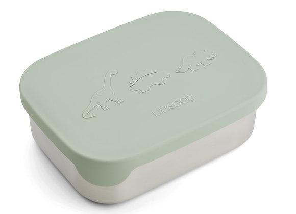 Lunch Box Arthur Dusty Mint - Liewood