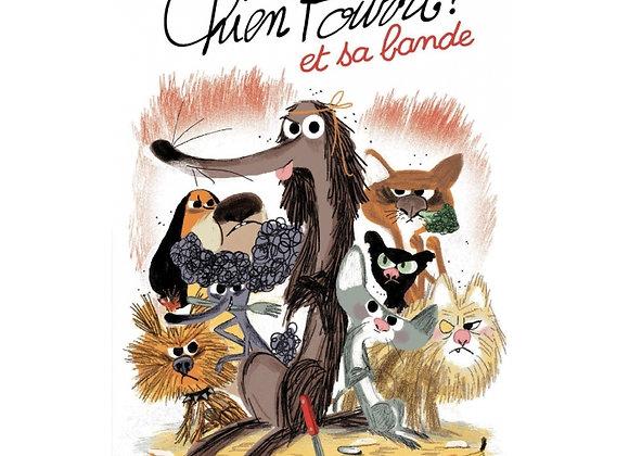 Livre Chien Pourri et sa bande Ecole des loisirs - Moulin Roty