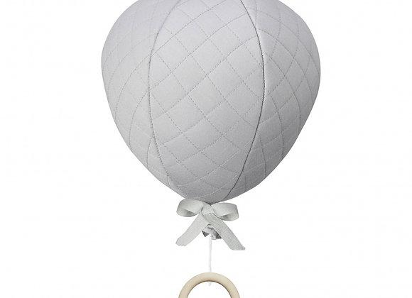 Mobile Ballon Musical - Gris - Camcam Copenhagen