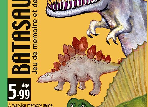 Jeux de cartes Batasaurus - Djeco