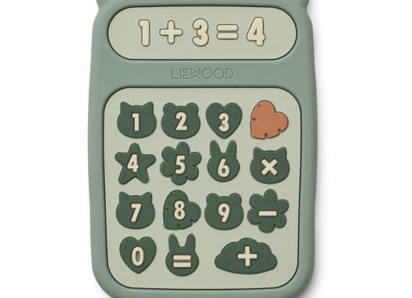 Calculatrice Niels Peppermint - Liewood