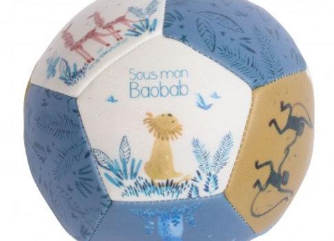 Ballon souple Sous mon baobab - Moulin Roty