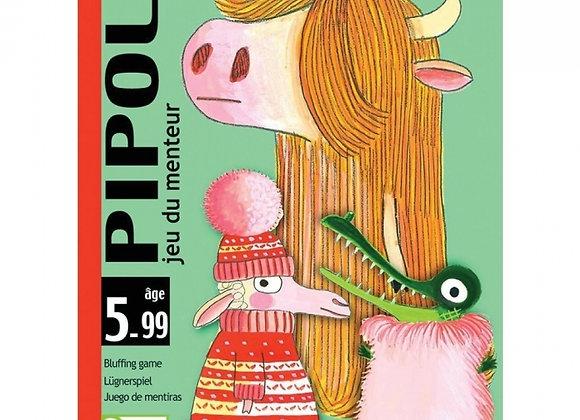 Jeu de cartes Pipolo - Djeco