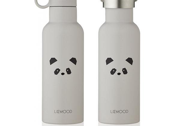 Gourde 500ml Neo Panda gris - Liewood