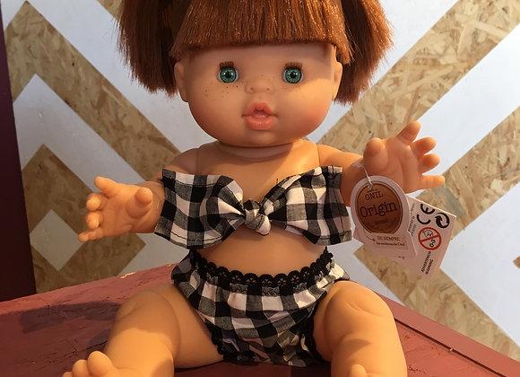 Maillot de bain poupée