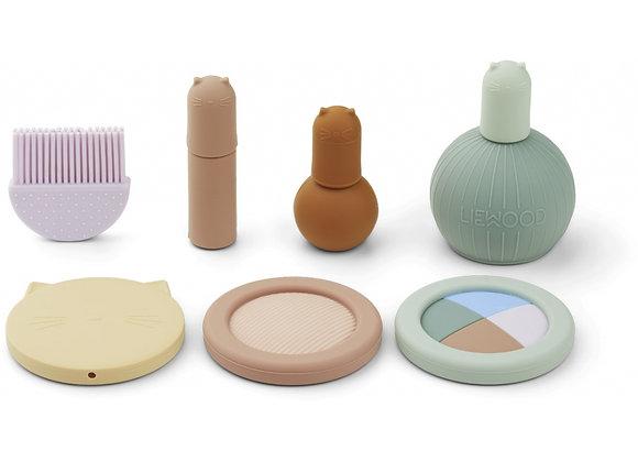 Set de maquillage en silicone Elisabeth multi - Liewood