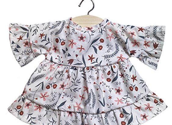 """Robe """"LUCIA"""" en coton Nina - Minikane"""