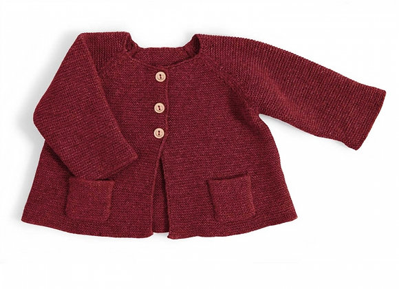 Conte Cardigan tricot Sous mon baobab - Moulin Roty