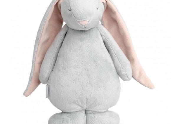Moonie le lapin magique gris/rose