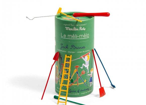 Jeu d'adresse Méli-mélo Aujourd'hui c'est mercredi - Moulin Roty