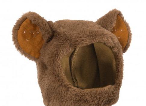 Bonnet ours brun 6/12 mois - Moulin Roty