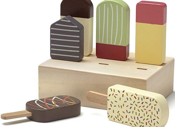 Sucettes glacées en bois - BISTRO - Kid's Concept