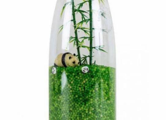 Bouteille sensorielle panda - Petit Boum