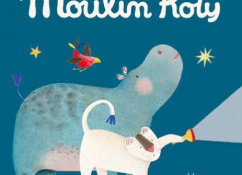 Boîte de 3 disques pour lampe à histoires Les Papoum - Moulin Roty