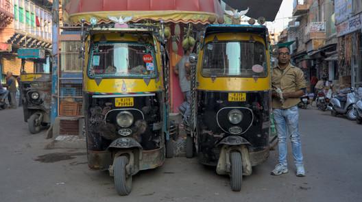 Tuk Tuk, Jodhpur India.