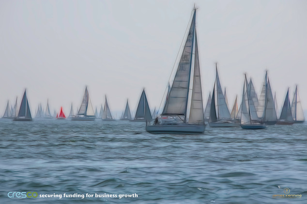 Cresco - Round the Island Race
