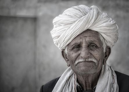 Bishnoi Elder