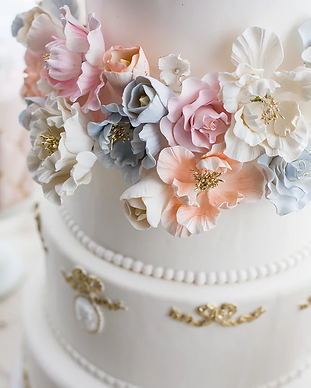 Pastel Flowers Wedding Cake.jpg