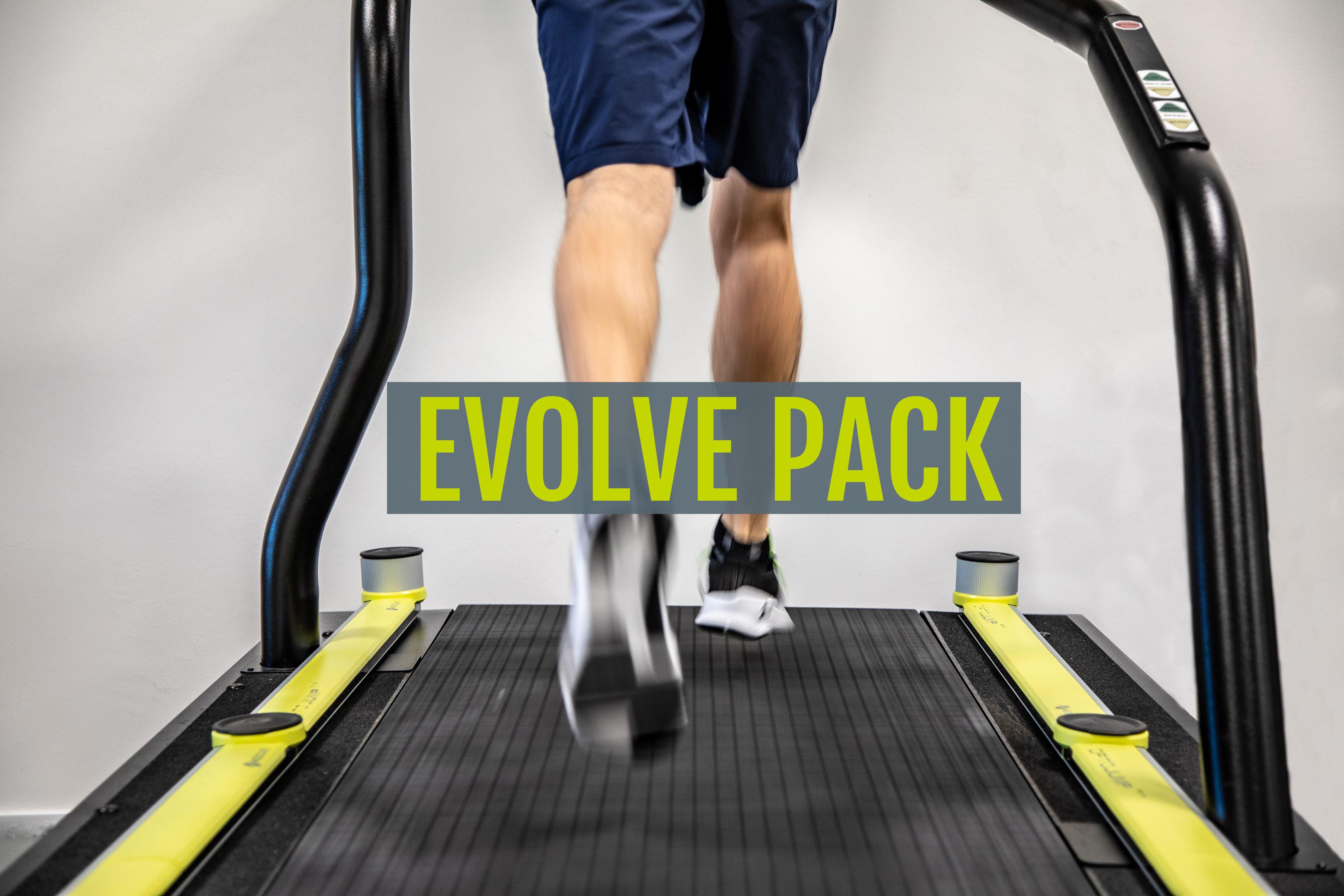 Running - Evolve Pack
