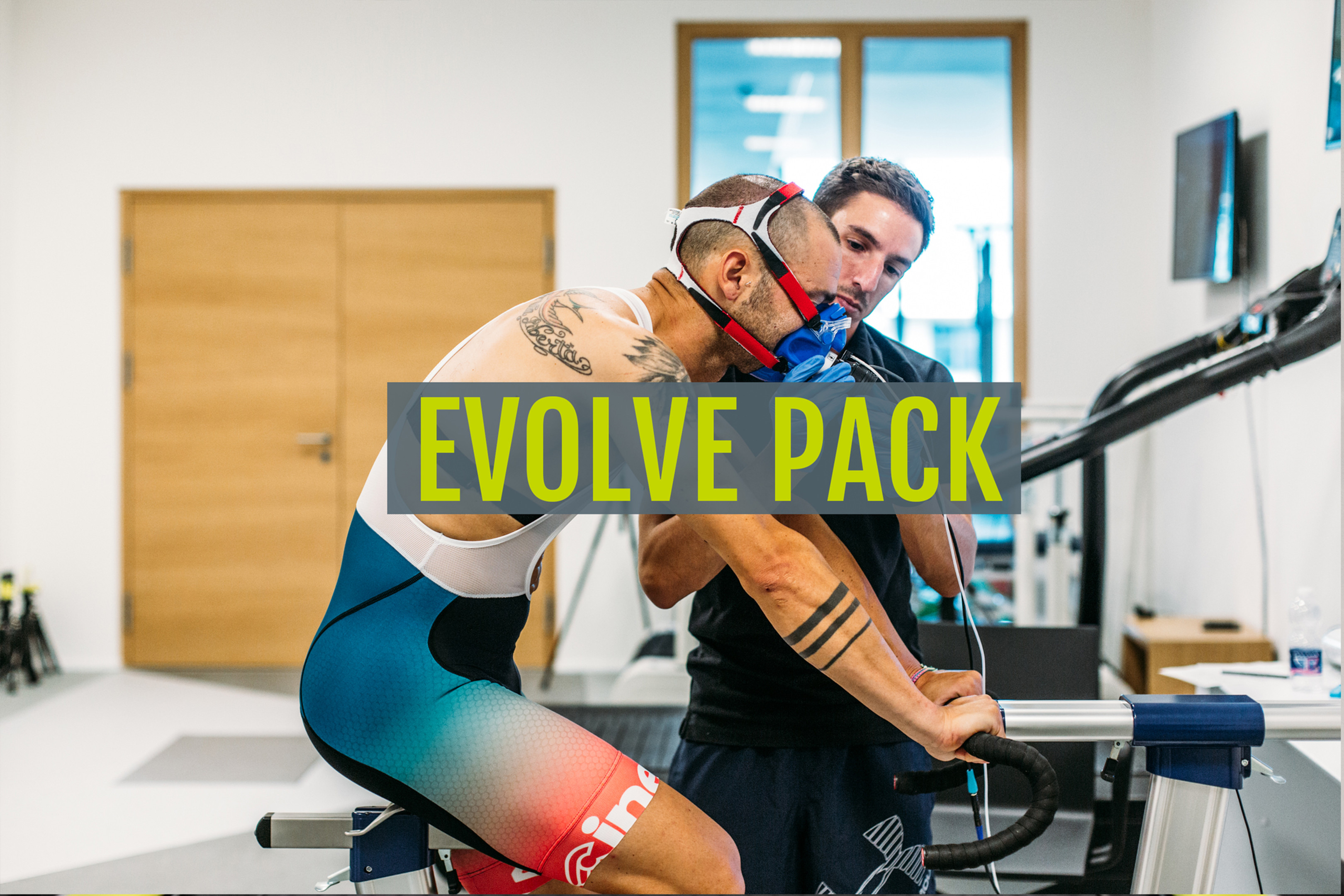 Ciclismo - Evolve Pack