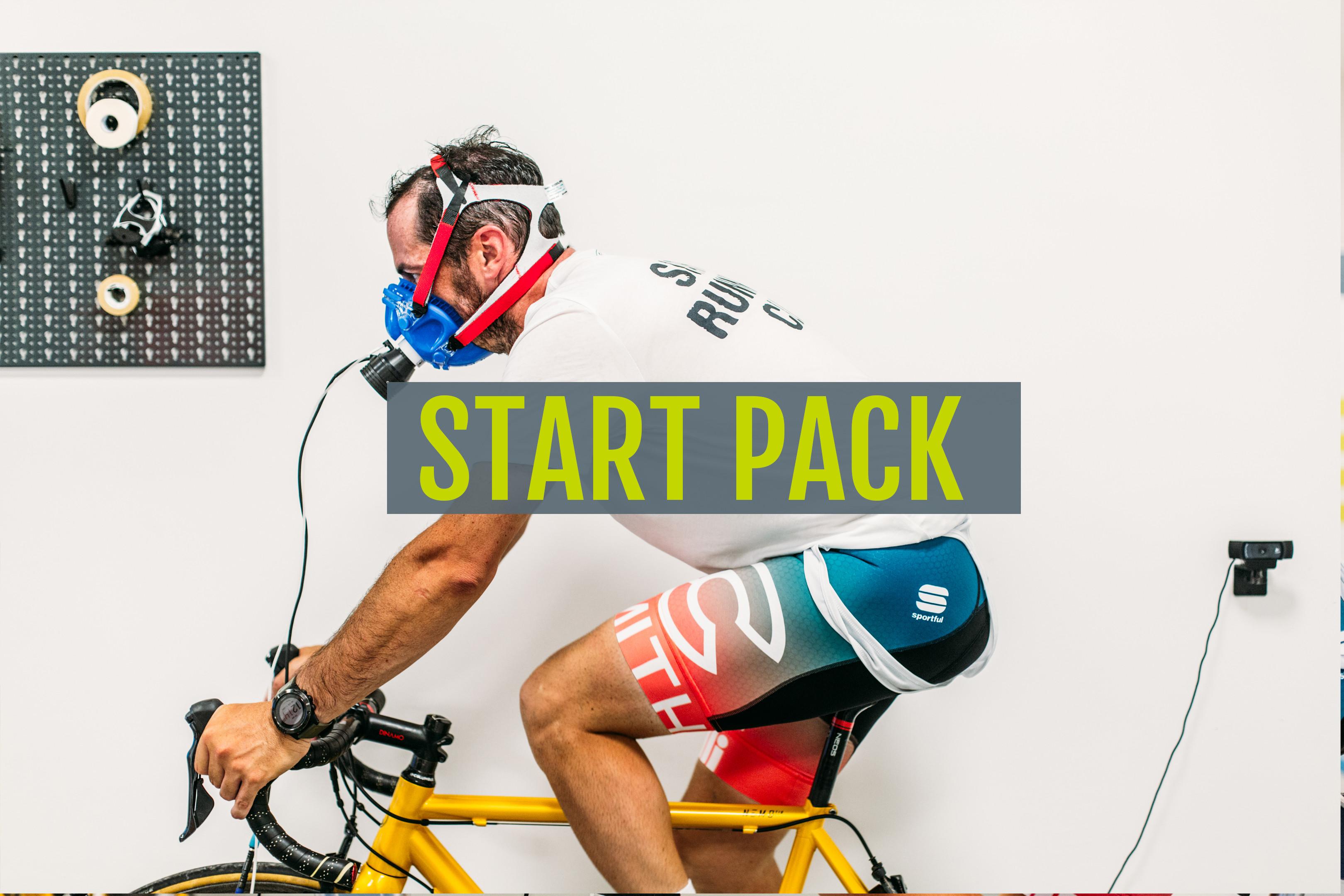 Triathlon - Start Pack