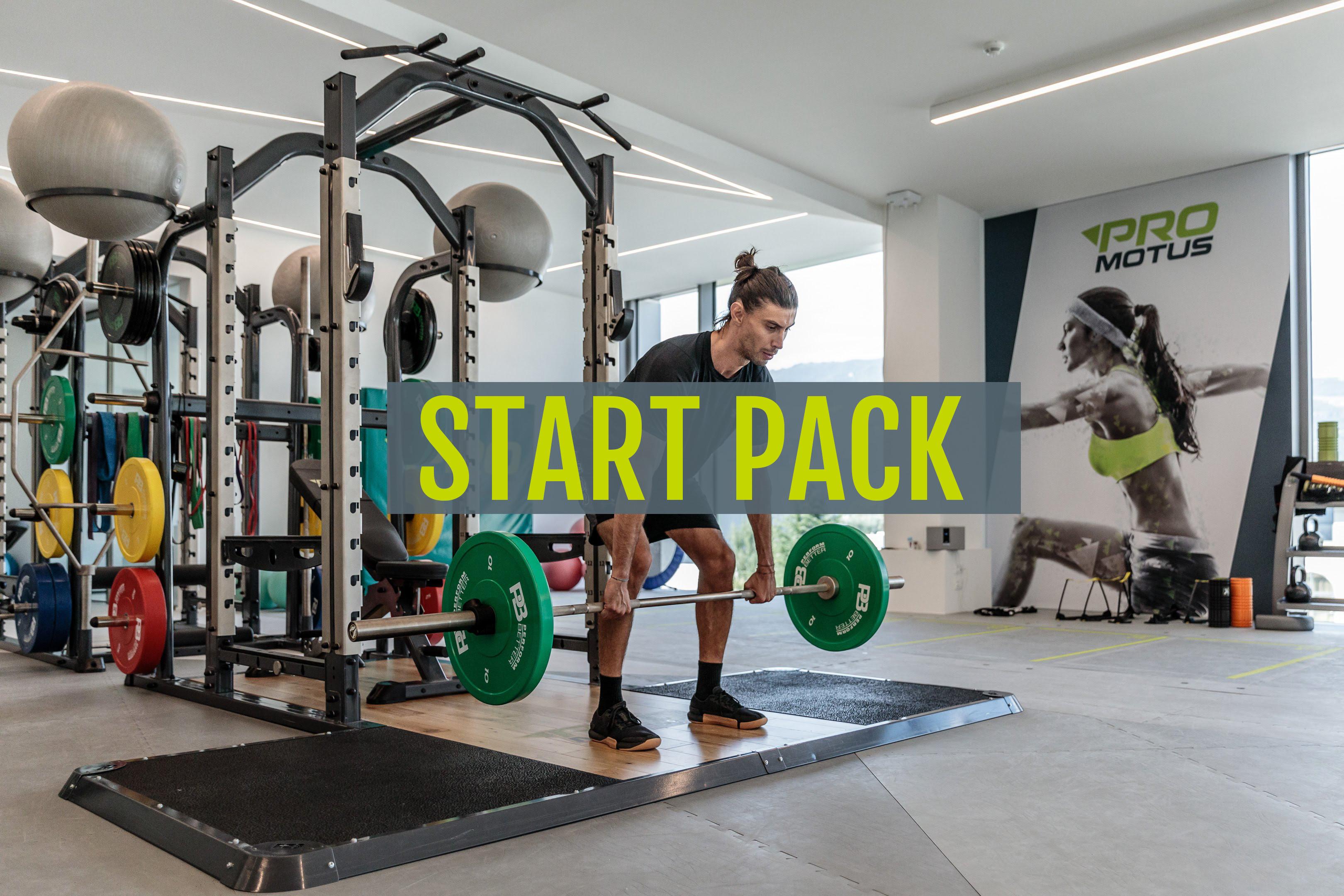 Snowboard - Start Pack