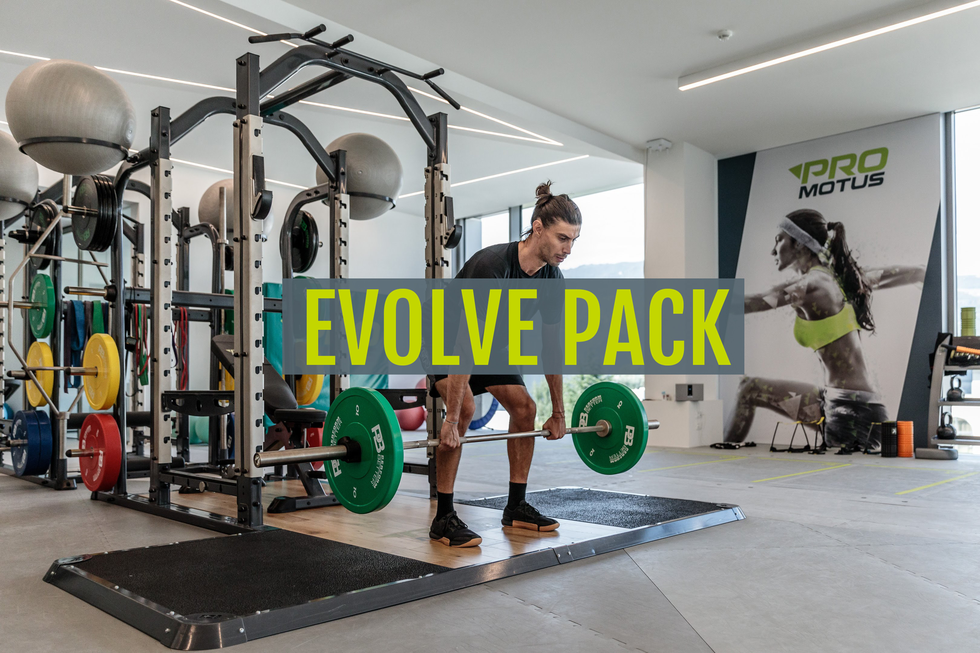 Snowboard - Evolve Pack