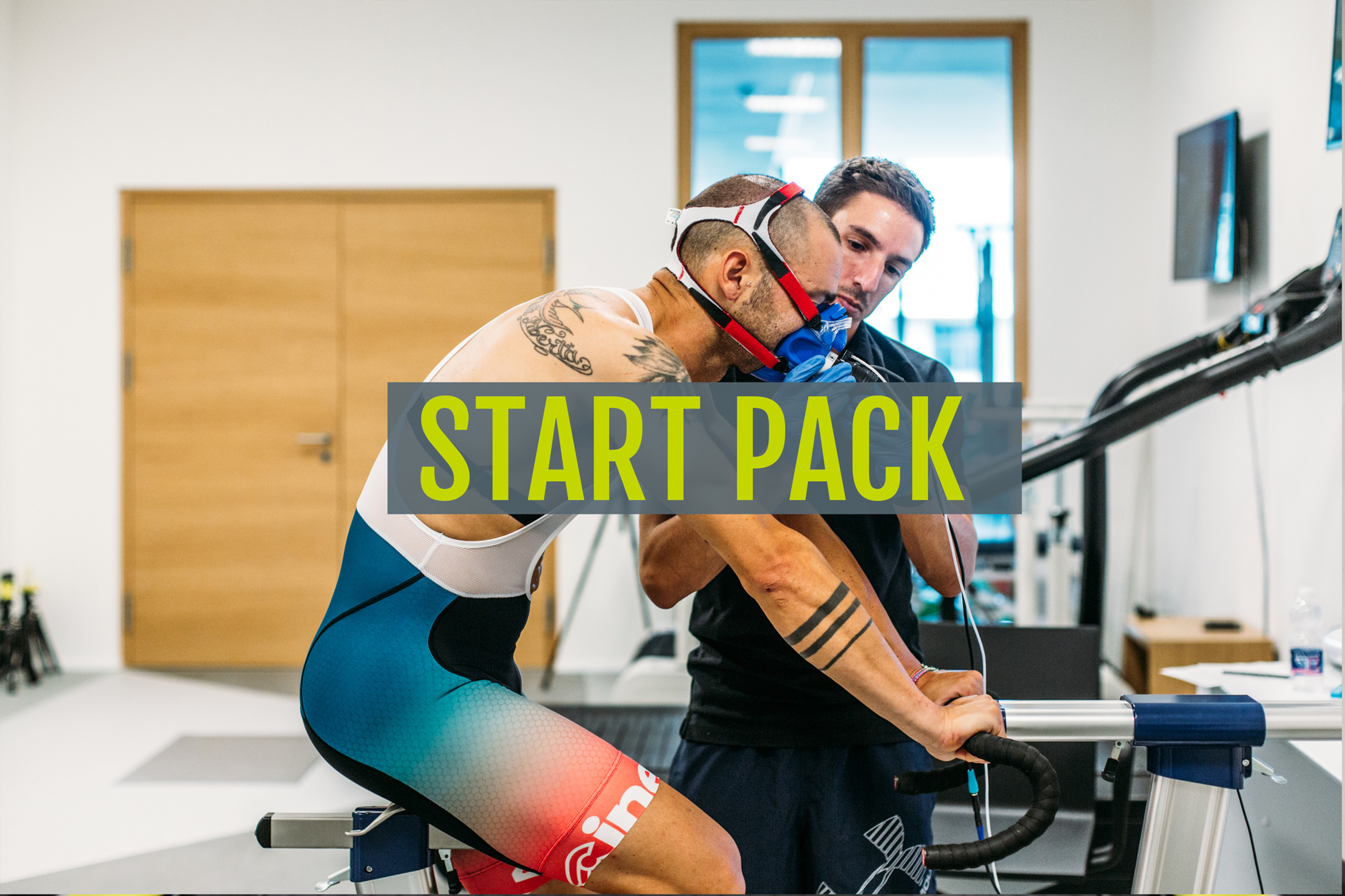 Ciclismo - Start Pack