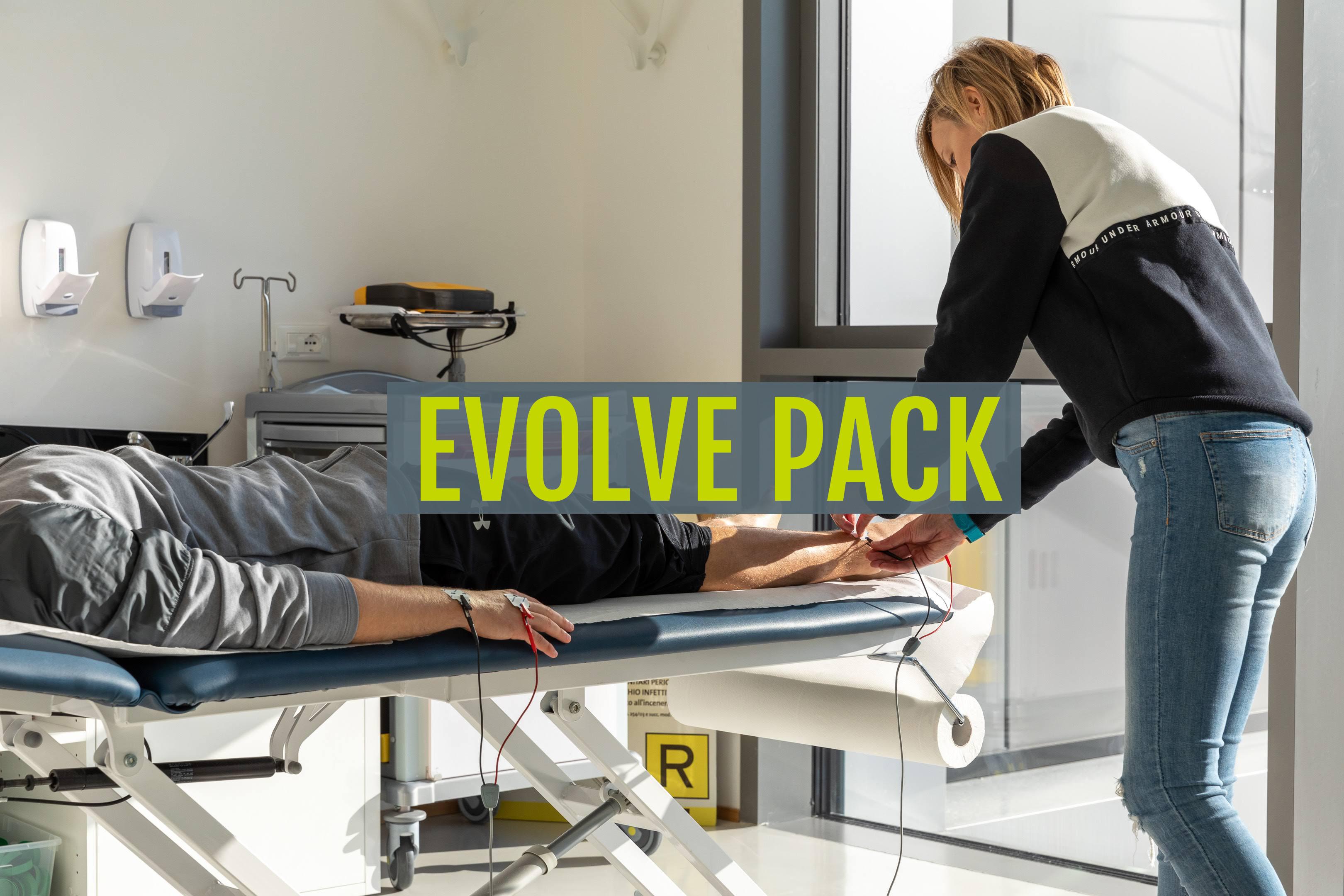 Golf - Evolve Pack