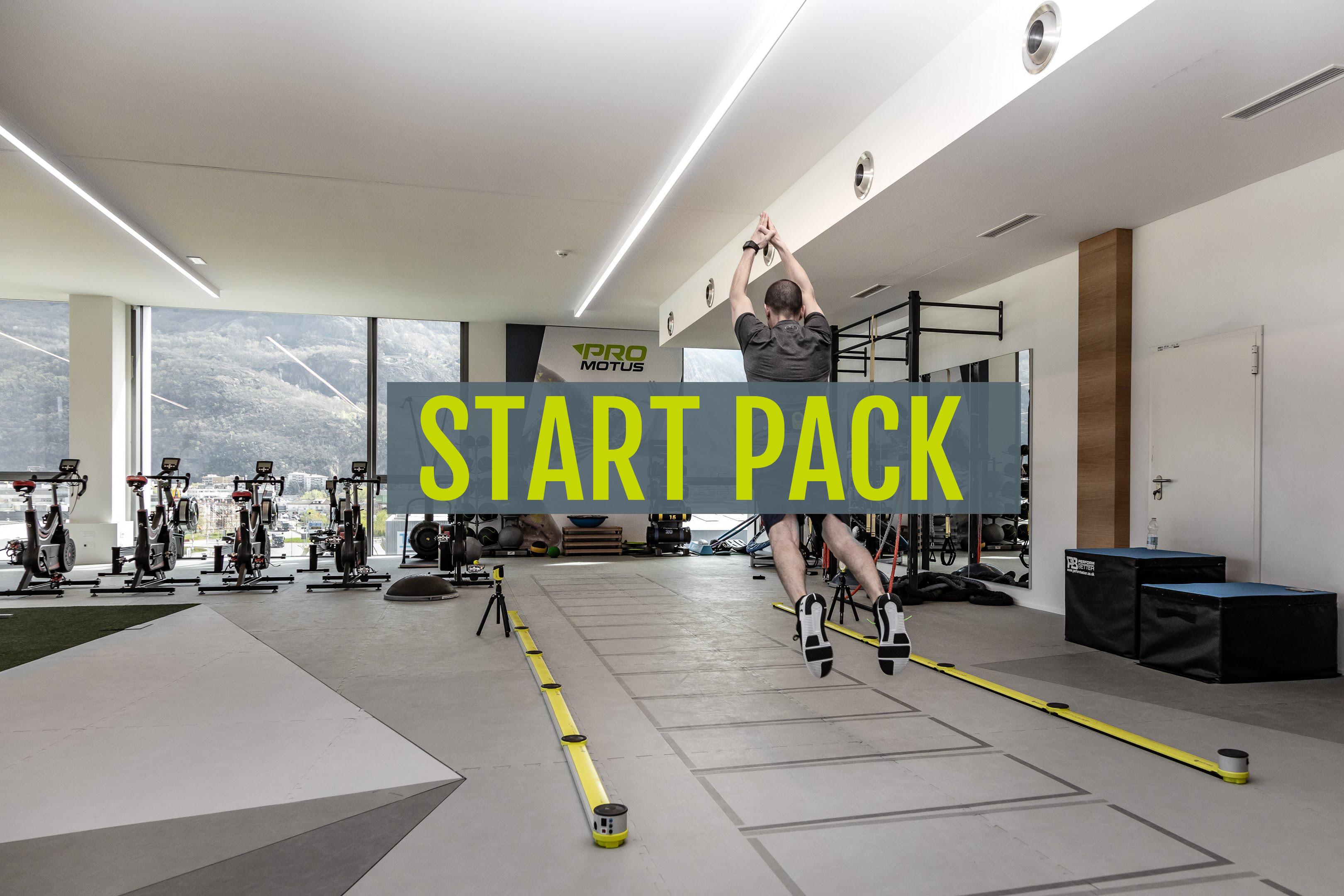 Ski - Start Pack