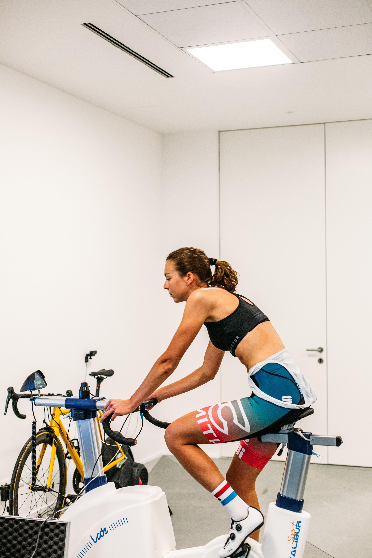 Test massimale di Wingate in bici