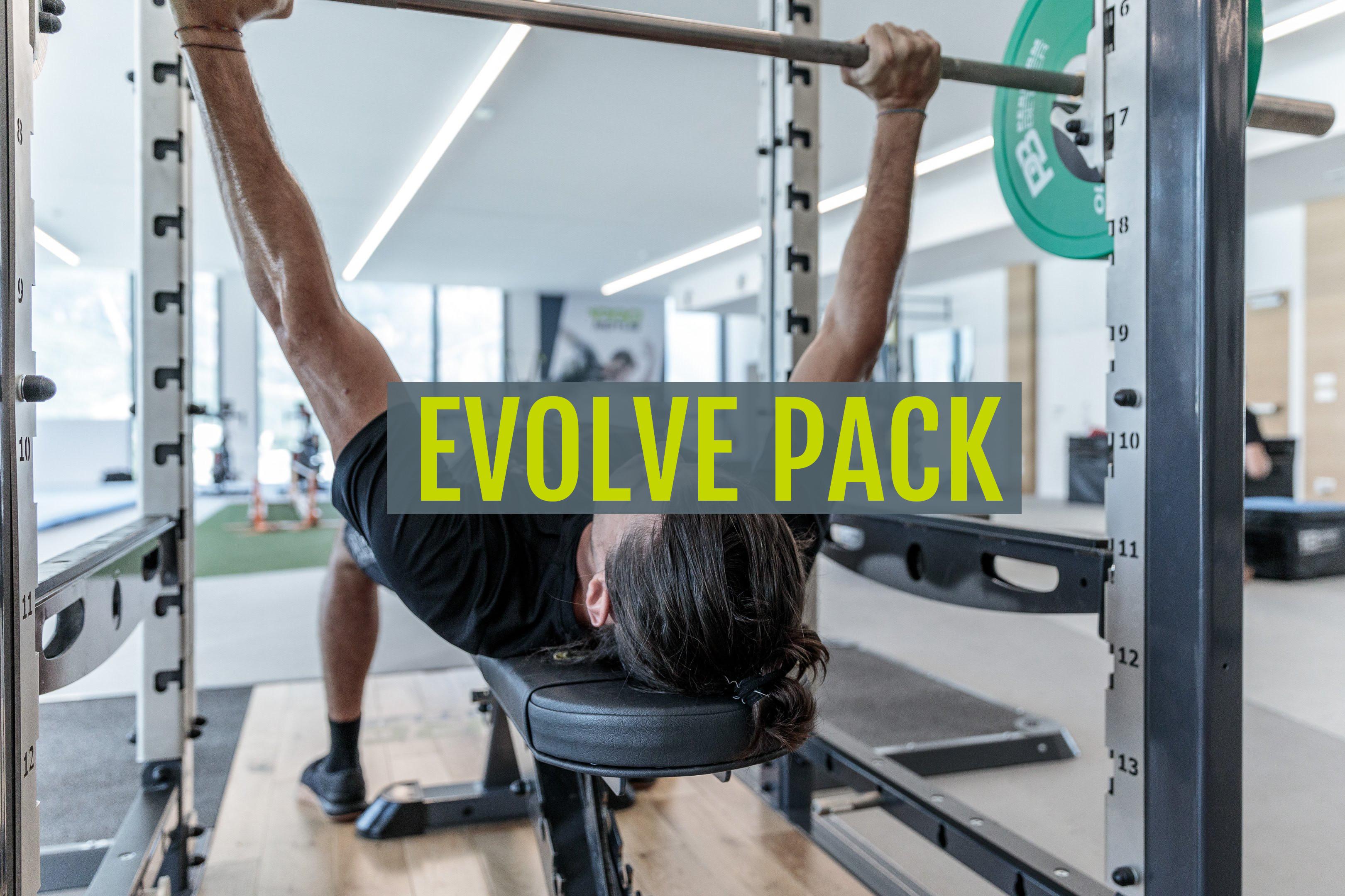 Tennis - Evolve Pack