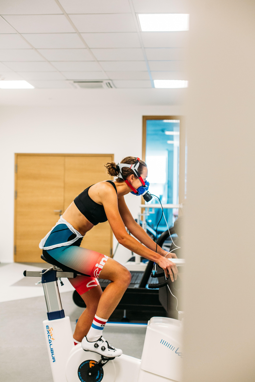 Test incrementale in Bici (VO2 Max)