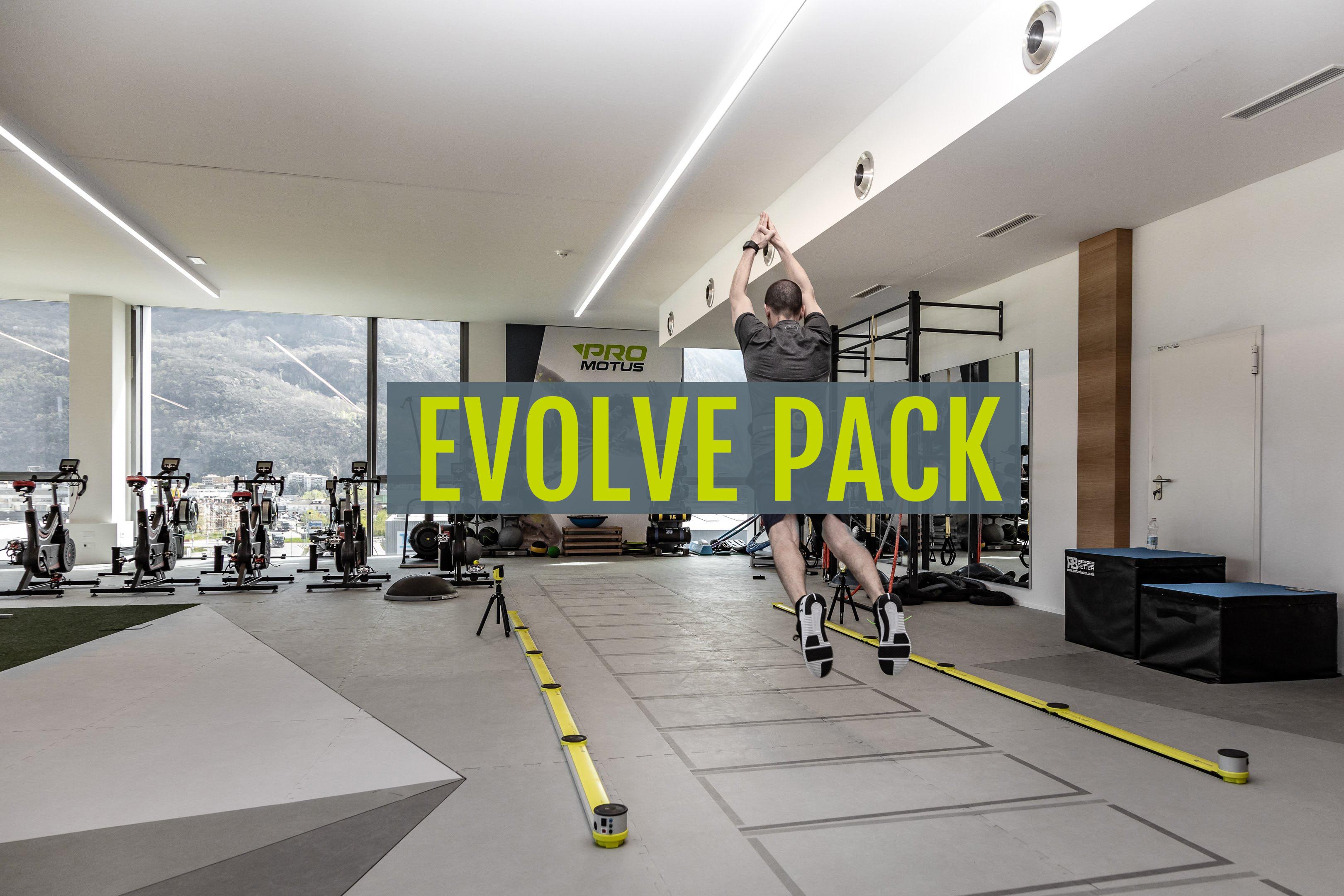 Ski - Evolve Pack