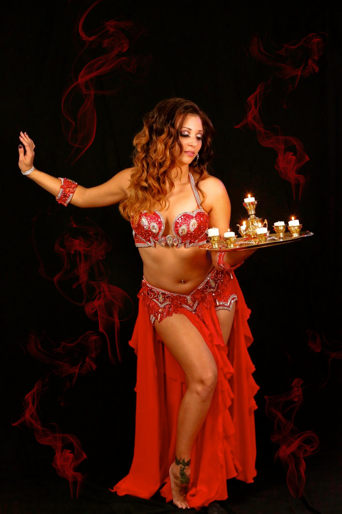 NJ BELLY DANCER FOR HIRE