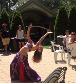 BELLY DANCE ARTIST