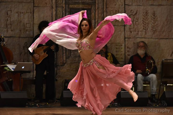 BELLY DANCE FOR HIRE
