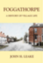 Foggathorpe A History of Village Life