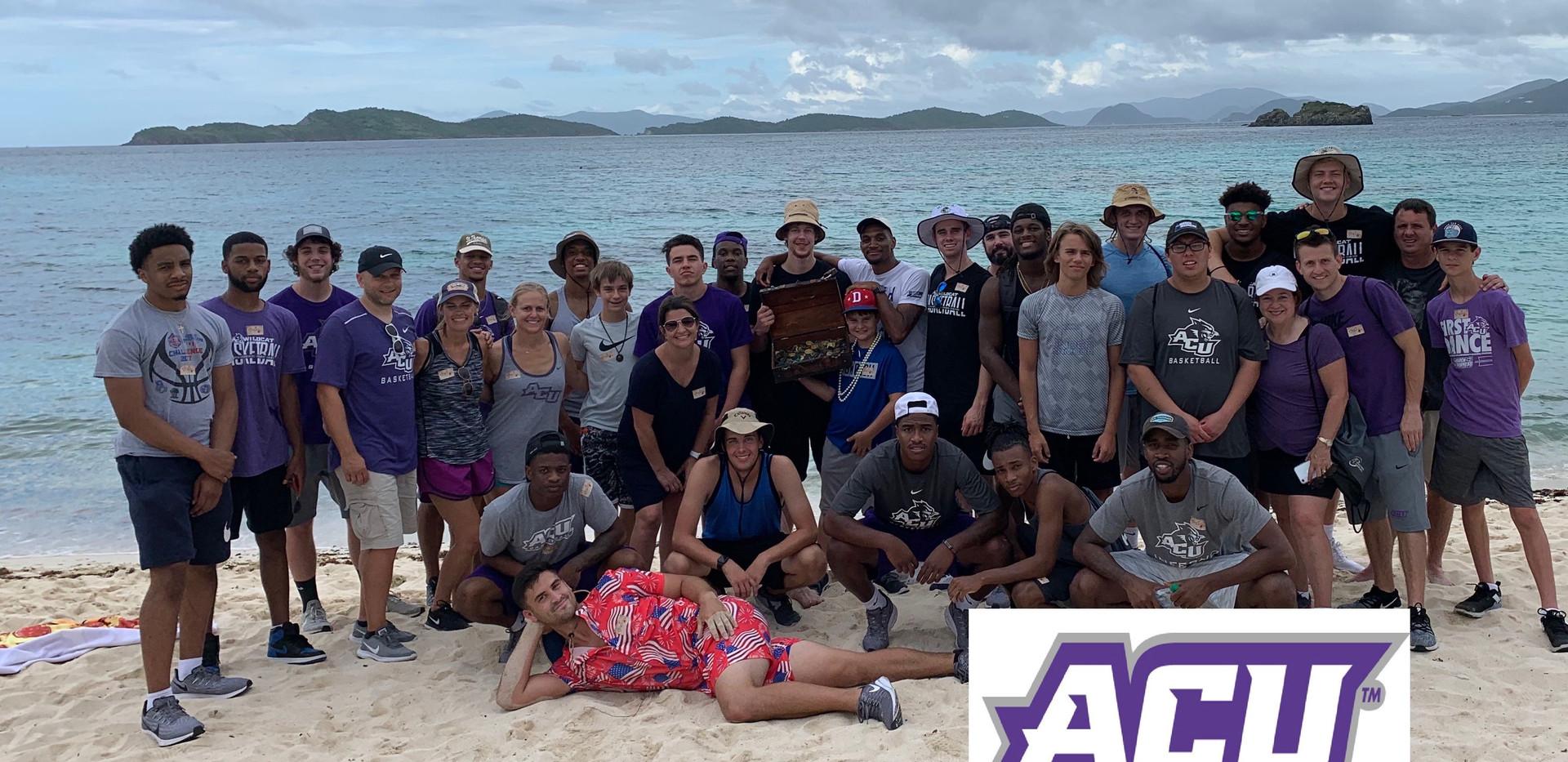ACU Basketball Team