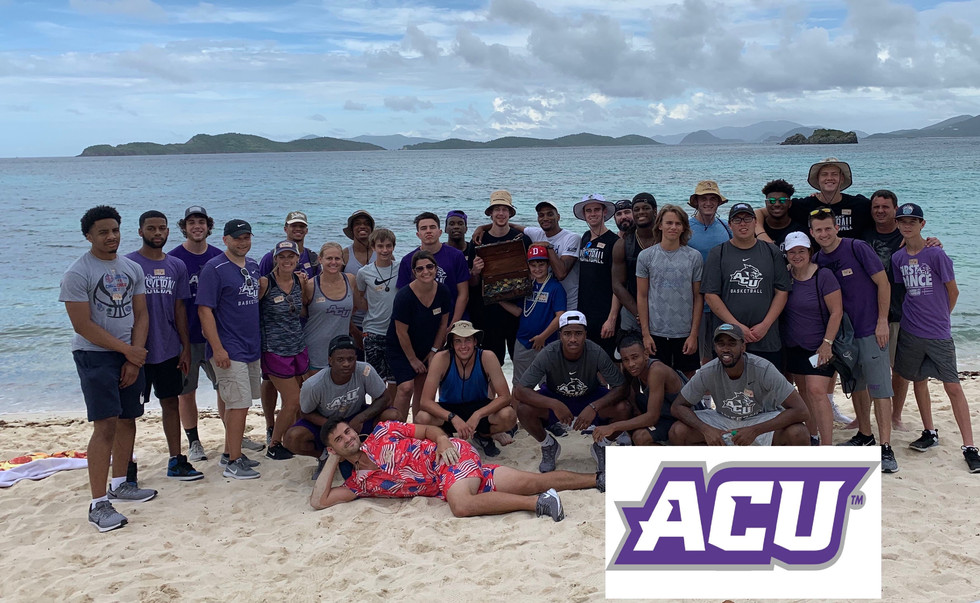 ACU Basketball Team