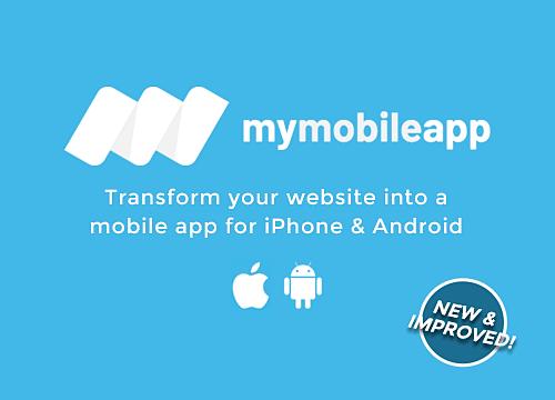 My Mobile App Overview | WIX App Market | Wix com