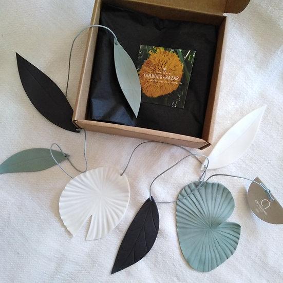 Tambour Bazar - Liane de porcelaine