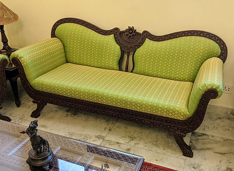 Sunflower Three seater sofa