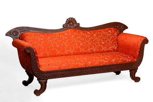 Royal three seater sofa
